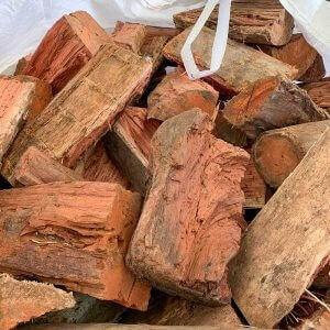 Woodco Redgum Firewood 500kg